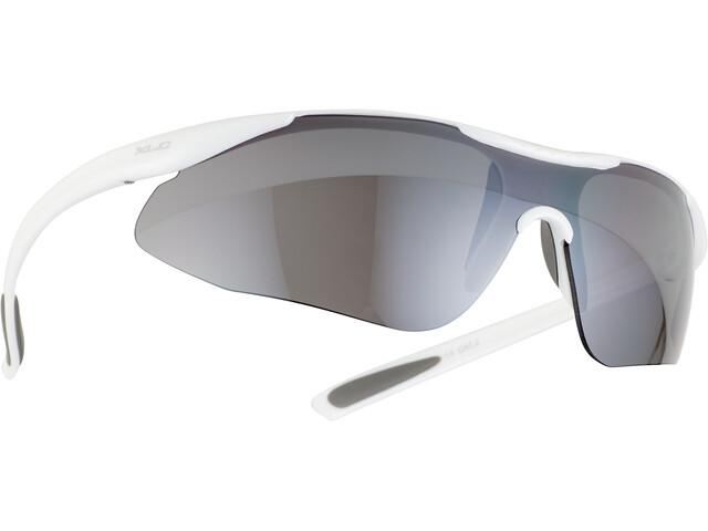 XLC Bali Sonnenbrille weiß/grau